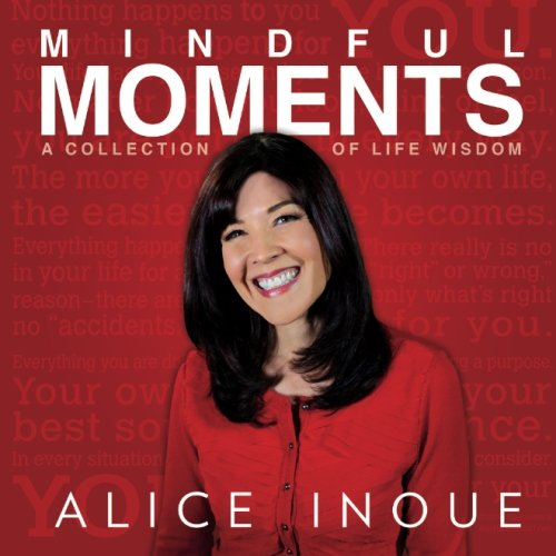 9781530217038: Mindful Moments: A Collection of Life Wisdom, Black & White