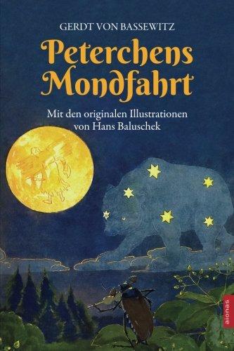 9781530224692: Peterchens Mondfahrt