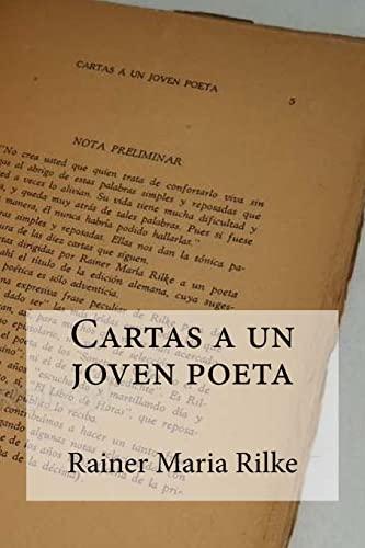 9781530226351: Cartas a un joven poeta