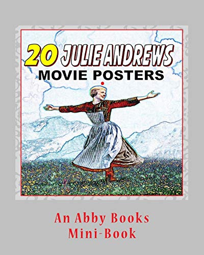 9781530231560: 20 Julie Andrews Movie Posters