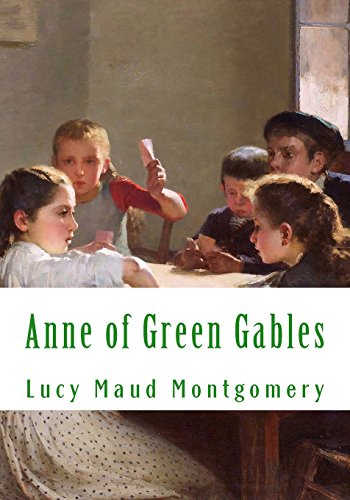 9781530256921: Anne of Green Gables: Large Print