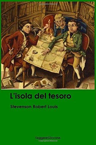 L'isola del tesoro: LeggereGiovane, Stevenson Robert