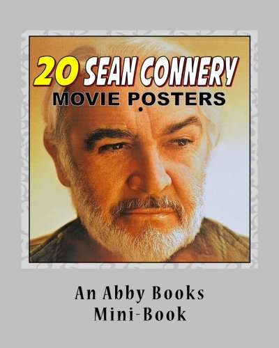 9781530274642: 20 Sean Connery Movie Posters
