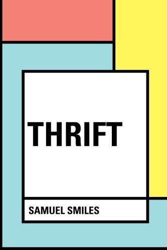 9781530279258: Thrift