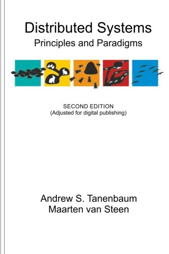9781530281756: Distributed Systems: Principles and Paradigms