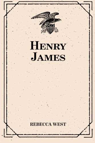 9781530289479: Henry James