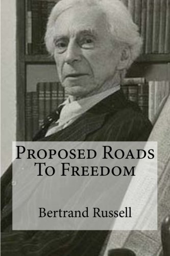 9781530293919: Proposed Roads To Freedom