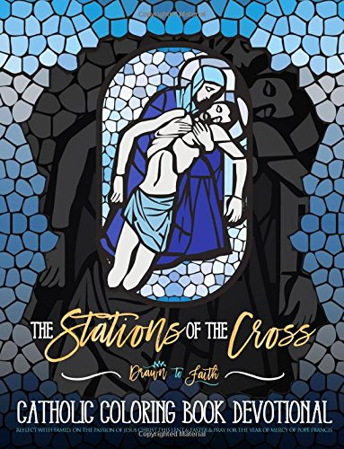 9781530295982: The Stations of the Cross: A Catholic ...