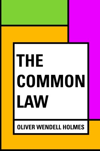 9781530307548: The Common Law
