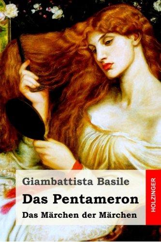 9781530308323: Das Pentameron: Das Märchen der Märchen