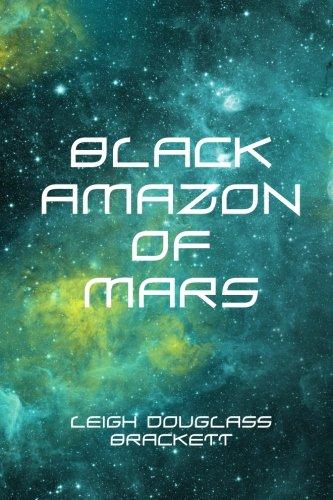 9781530312009: Black Amazon of Mars