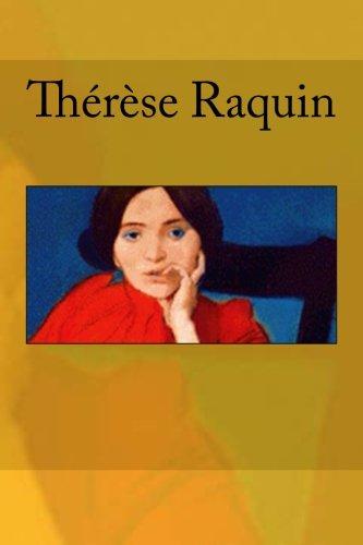 9781530316380: Thérèse Raquin