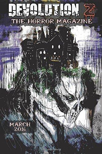 Devolution Z March 2016: The Horror Magazine: Z, Devolution; Anderson,
