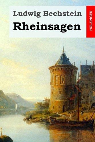 9781530340576: Rheinsagen