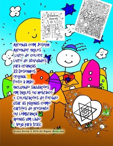 Aprenda Com Joseph Aprender Ingles Livro de: Grace Divine