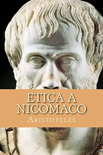 9781530374809: Etica a Nicomaco (Spanish Edition)