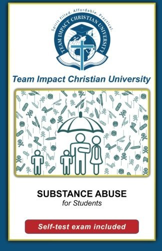 9781530376483: Substance Abuse for Students