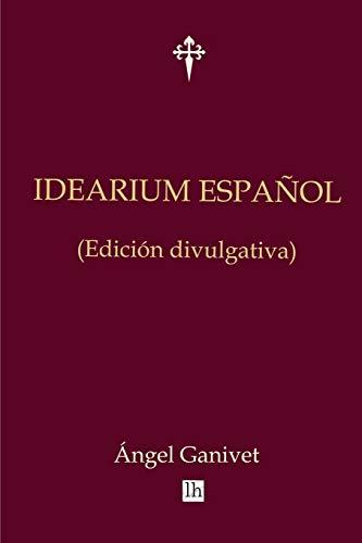 9781530395743: Idearium espanol (edicion divulgativa) (Spanish Edition)