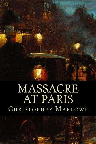9781530396252: Massacre at Paris