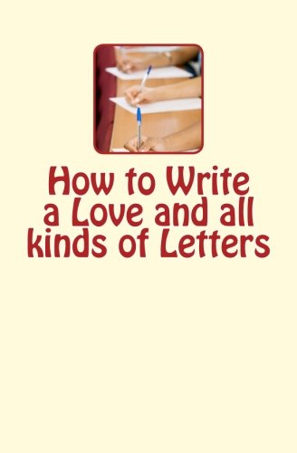 How to Write a Love and All: Jefferis, B. G.