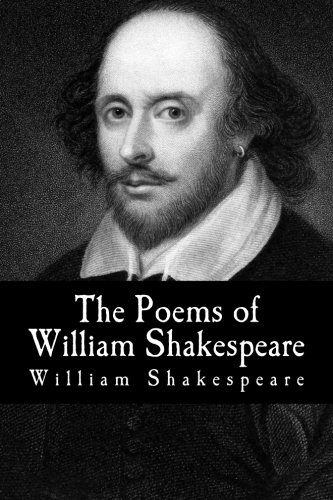 9781530409297: The Poems of William Shakespeare ((Mockingbird Classics Deluxe Edition - The Complete Works of Shakespeare)) (Volume 2)