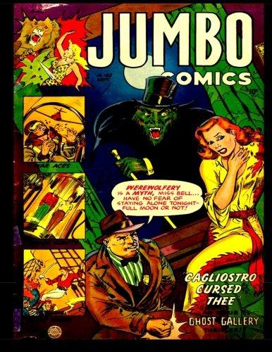 9781530443789: Jumbo Comics #163: Featuring Sheena, Queen of the Jungle
