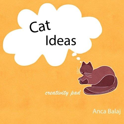 9781530447794: Cat Ideas (creativity pad)