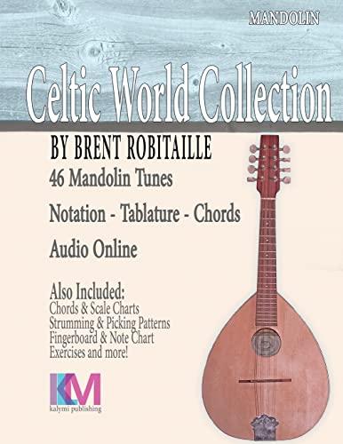 Celtic World Collection - Mandolin: Celtic World: MR Brent C