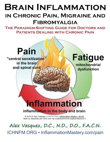 9781530471898: Brain Inflammation in Chronic Pain, Migraine and Fibromyalgia: The Paradigm-Shifting Guide for Doctors and Patients Dealing with Chronic Pain (Inflammation Mastery)