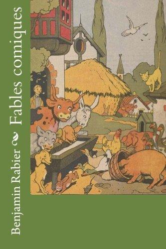 Fables comiques (Paperback): Benjamin Rabier
