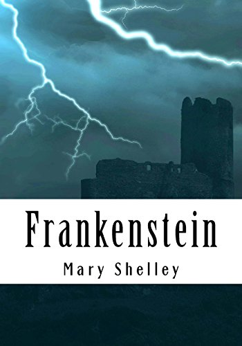 Frankenstein (Large Print): Complete and Unabridged Classic: Shelley, Mary