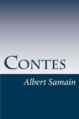 Contes (Paperback): Albert Samain