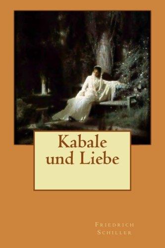 9781530503995: Kabale und Liebe (German Edition)