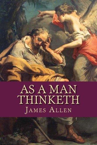 9781530508075: As a Man Thinketh