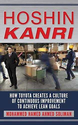 Hoshin Kanri: How Toyota Creates a Culture: Soliman, Mohammed Hamed