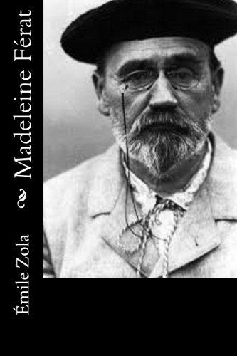 Madeleine Férat (French Edition): Zola, Émile