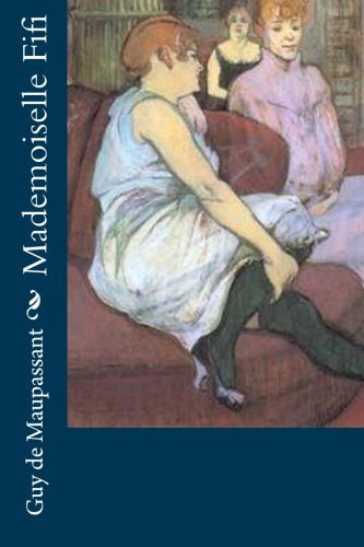 9781530522019: Mademoiselle Fifi (French Edition)