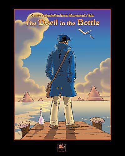 9781530575800: the devil in the bottle: comic adaptation from R. L. Stevenson's Tale