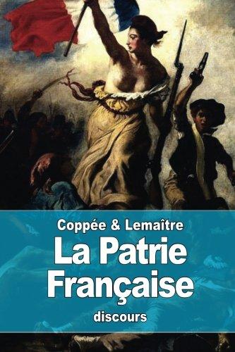 9781530575930: La Patrie Française