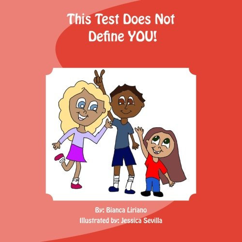 9781530587322: This Test Does Not Define YOU!