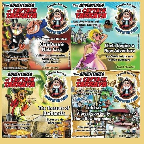 9781530597062: The Adventures of Captain Tarraya (Books 5-8)