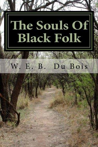 9781530618446: The Souls Of Black Folk