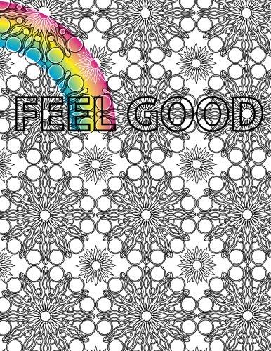 Feel Good Coloring Book: Kayam, Christina