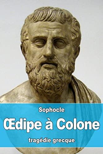 9781530635160: OEdipe à Colone