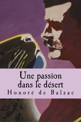 9781530646357: Une passion dans le désert