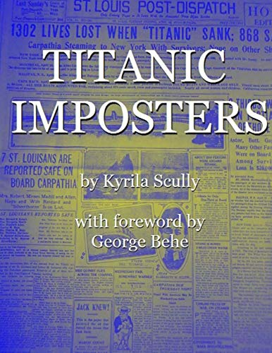 9781530652594: Titanic Imposters