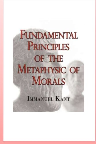 immanuel kant and the principle of private happiness Kantian ethics is based on what immanuel kant claimed is the supreme kant's principle of humanity implies that it is only persons who and private property.