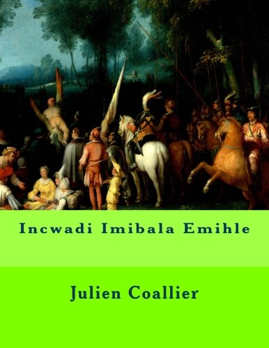 9781530676378: Incwadi Imibala Emihle (Xhosa Edition)
