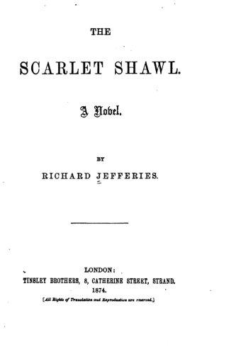 The Scarlet Shawl, a Novel: Jefferies, Richard