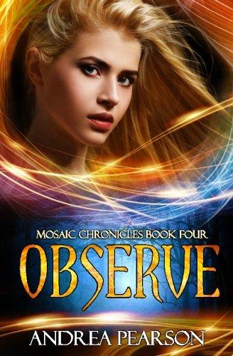 Observe (Katon University) (Volume 4): Pearson, Andrea
